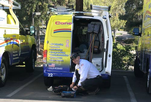Emergency Heating Repair Services in Ventura County and Los Angeles County